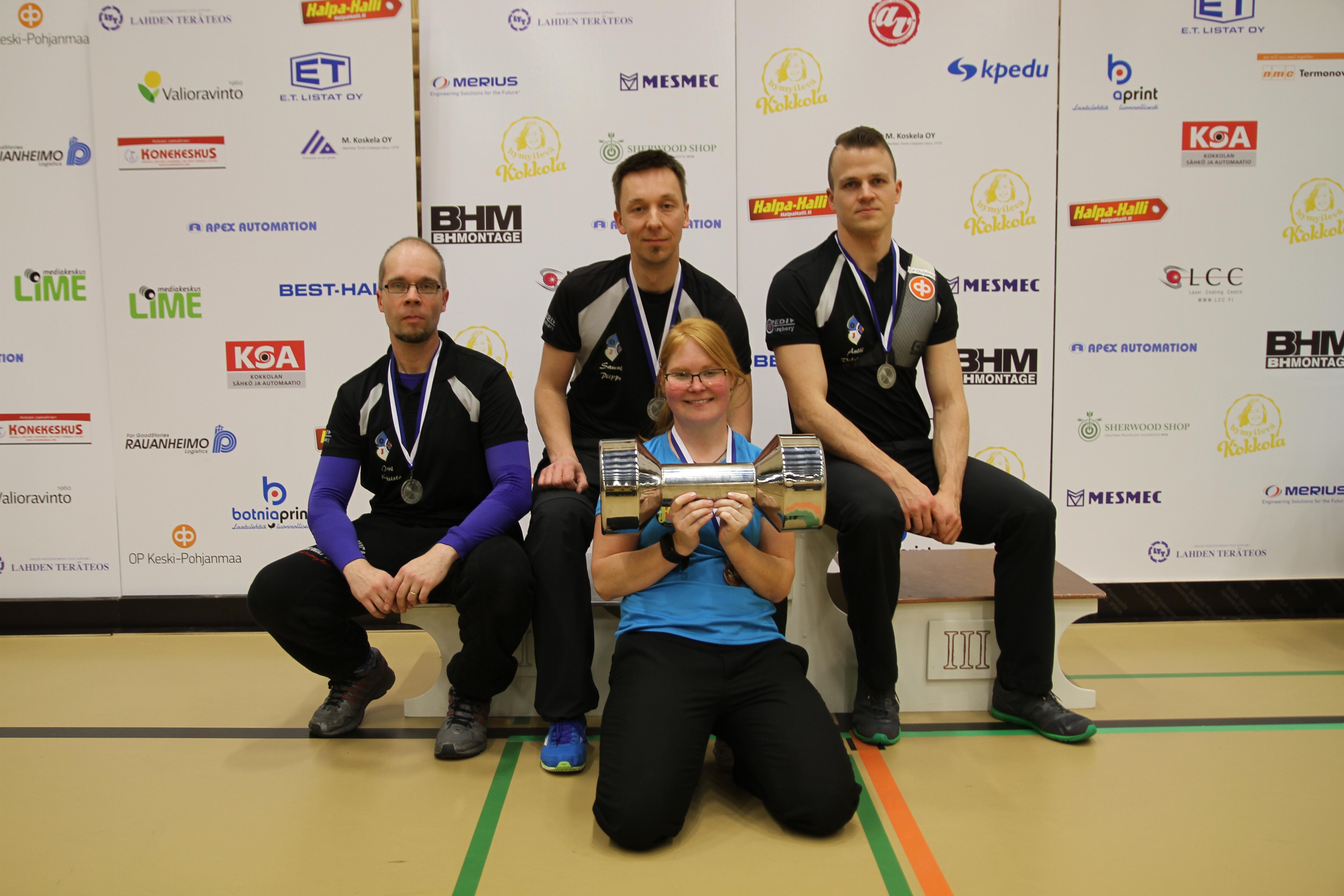 Kokkola SM-kilpailu 4-5.3.2017